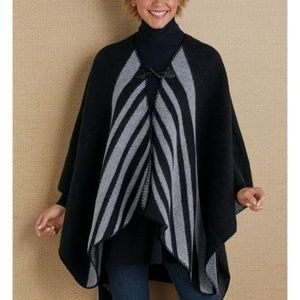 Soft Surroundings Whistler Poncho